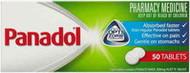3 PACK OF Panadol Optizorb 100 Tablets
