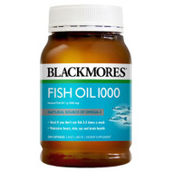 3 PACK OF Blackmores Fish Oil 1000 200 Capsules