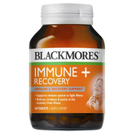 3 PACK OF Blackmores Immune + Recovery 60 Tablets