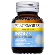 3 PACK OF Blackmores Insolar 60 Tablets