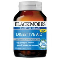 3 PACK OF Blackmores Digestive Aid 60 Capsules
