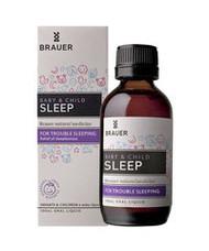 3 PACK OF Brauer Baby & Child Sleep 100Ml
