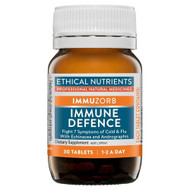 3 PACK OF Ethical Nutrients Immuzorb Immune Defence 30 Tablets
