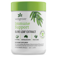 3 PACK OF Wellgrove Immune Support  Olive Leaf Extract Natural 60 Tablets