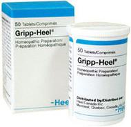 Heel Gripp Homeopathic Cold & Flu Relief Tablet 50
