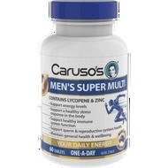 Caruso's Men's Super Multi 60 Tablets