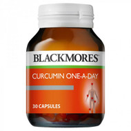 Blackmores Curcumin One A Day 30 Capsules