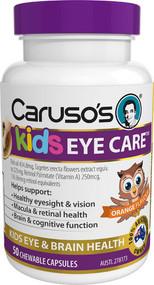 Caruso's Kids Eye Care 50 Capsules