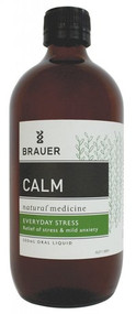 Brauer Nervatona Calm Oral Liquid 500Ml
