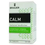Brauer Nervatona Calm Everyday Stress Relief Tablets 60