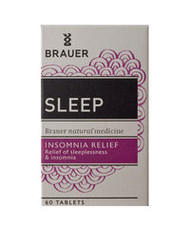 Brauer Sleep & Insomnia Relief Tablets 60