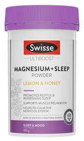 Swisse Ultiboost Magnesium + Sleep Powder 180g
