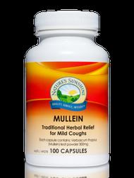Natures Sunshine Mullein 100 Capsules