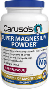 Caruso's Super Magnesium Powder 250g