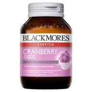 Blackmores Cranberry 15000 60 Capsules