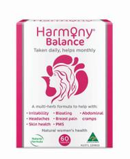 Harmony Balance 60 Tablets