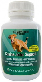 Vetalogica Canine Joint Support 120 Tablets