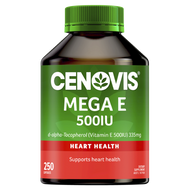 Cenovis Mega E 500Mg Capsules 250