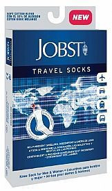 Jobst 110360 Travel Socks Black Size 3