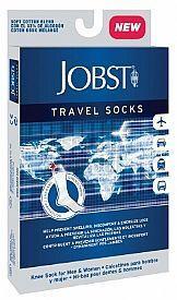 Jobst 110362 Travel Socks Black Size 5
