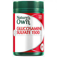 Nature's Own Glucosamine Sulfate 1500mg Tablets 120