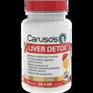 Caruso's Liver Detox 30 Tablets