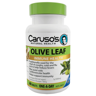 Caruso's Olive Leaf 60 Tablets