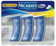 Nicabate Mini Lozenges 1.5mg 60