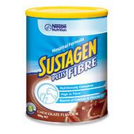Sustagen Hospital Formula Plus Fibre Chocolate Powder 840g