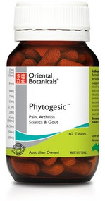 Oriental Botanicals Phytogesic 60 Tablets
