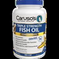 Caruso's Triple Strength Fish Oil 150 Capsules