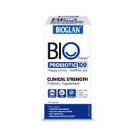 Bioglan Biohappy Probiotic 100 Billion 30 Capsules