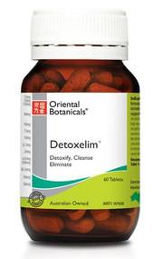 Oriental Botanicals Detoxelim 60 Tablets