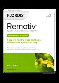 Flordis Remotiv Tablets 60