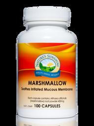 Natures Sunshine Marshmallow 100 Capsules