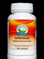 Natures Sunshine Astragalus 100 Capsules