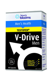 Henry Blooms V Drive Men 60 Capsules