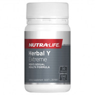 Nutra Life Herbal Y Extreme 30 Capsules