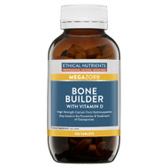 Ethical Nutrients Megazorb Bone Builder With Vitamin D 120 Tablets