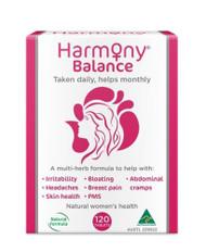 Harmony Balance 120 Tablets