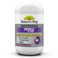 Natures Way Joint Restore Triple Action 120 Tablets