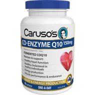 Caruso's Co-Enzyme Q10 Capsules 90