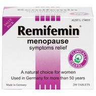 Remifemin Menopause Symptoms Relief Tablets 200