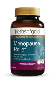 Herbs Of Gold Menopause Relief 60 Tablets
