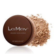 La Mav Anti-Ageing Mineral Foundation SPF 15 Dark 8g