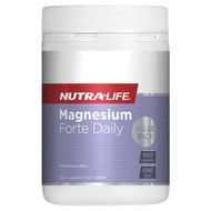 Nutra Life Magnesium Forte Daily Value Pack 300 Capsules