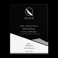 Qsilica Colloidal Silica Capsules 100 (Skin, Hair & Nails)