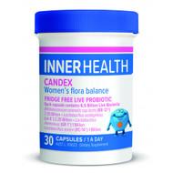 Inner Health Candex SB 30 Capsules