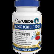 Caruso's King Krill 1000 Capsules 60