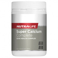 Nutra Life Super Calcium Complete 250 Tablets